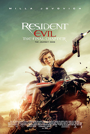 Resident Evil Capitulo Final Chapter pelicula estreno