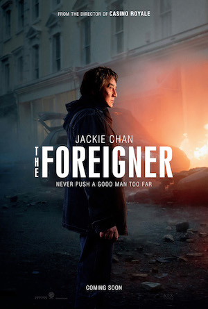 El Implacable The Foreigner Carteleras de cine
