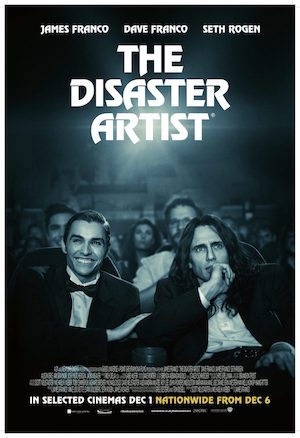 The Disaster Artist Carteleras de Cine info
