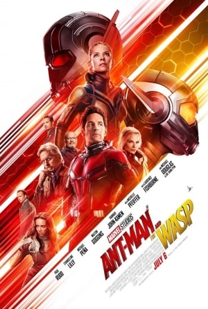 Hombre Hormiga y Avispa antman and the wasp pelicula