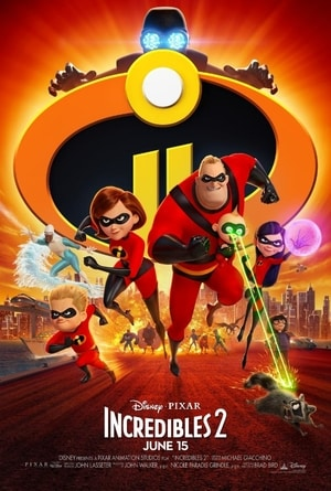 Los Increibles 2 incredibles Pelicula