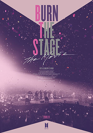 Burn the Stage The Movie Pelicula en Carteleras de Cine