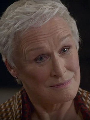 Glenn Close Oscars 2019 en Carteleras de Cine