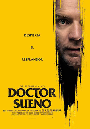 Doctor Sueno Stephen king pelicula 2019 carteleras